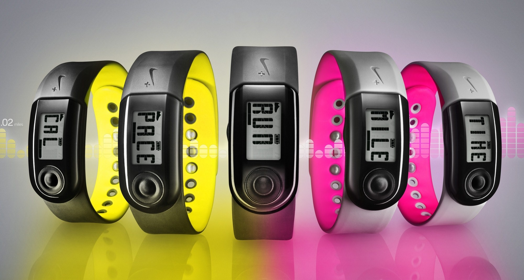 Nike+ SportBand gets update: real-time stats, better online support