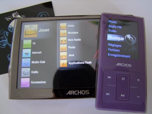 archos vision 2 pmp review 2
