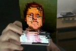 Augmented Reality business cards [Video]