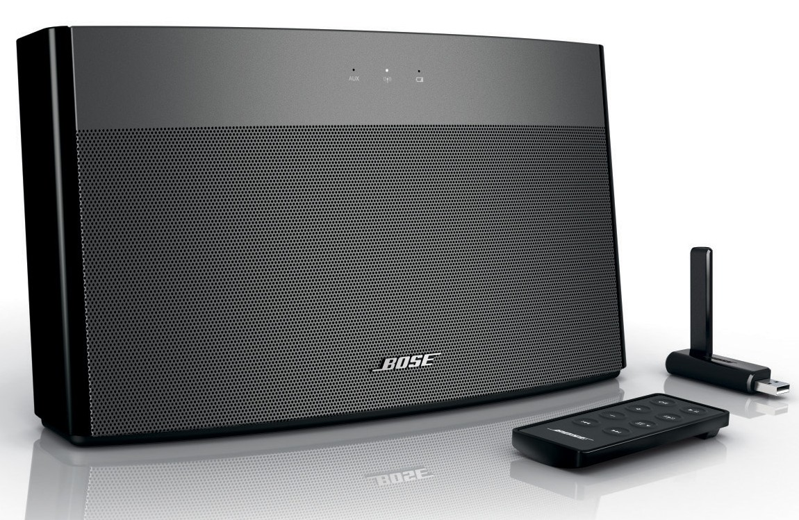 bose soundlink wireless usb speaker system slashgear. Black Bedroom Furniture Sets. Home Design Ideas