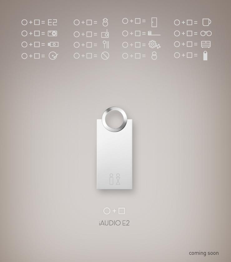 Cowon iAudio E2 MP3 player gets iconic teaser - SlashGear