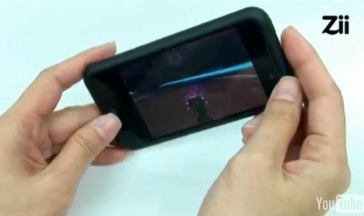 Creative demo Zii EGG gaming, ZMD 05 Plaszma module [Video]