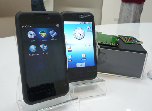 Creative Zii EGG gets hands-on; company hope to harness knock-off developers