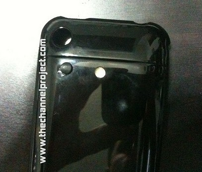iPhone LED flash mod for Mophie Juice Pack