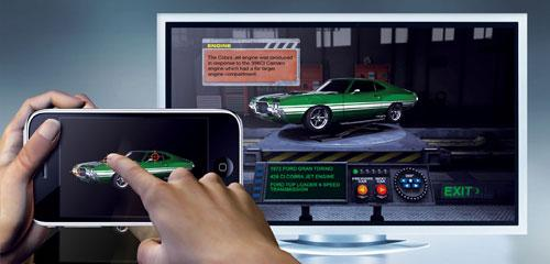 Fast & Furious Blu-ray gets iPhone Profile 2.0 app