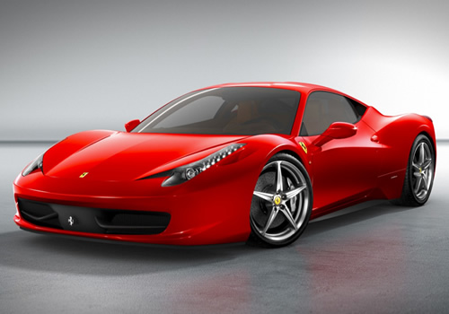 Ferrari 458 Italia unveiled: 4.5L 200+mph sportscar