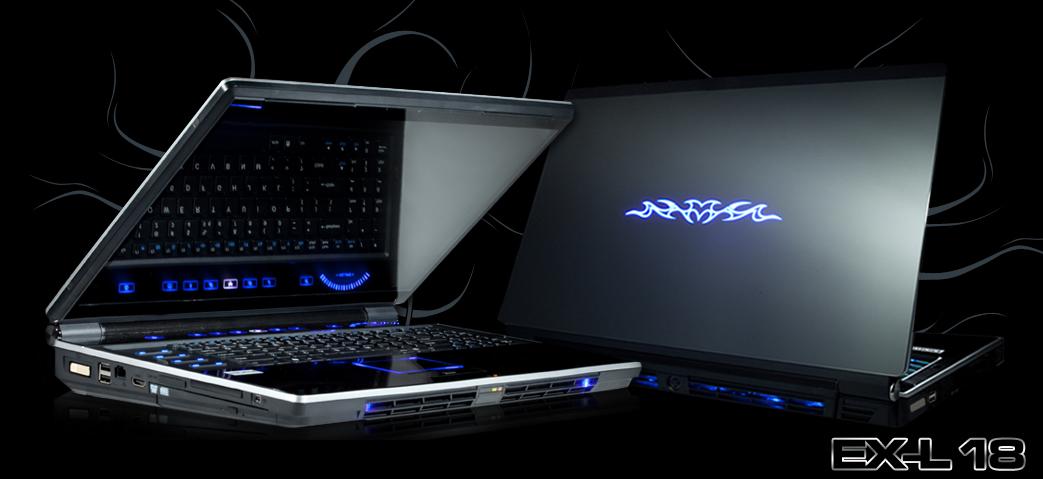MAINGEAR reveals eX-L 18 gaming notebook