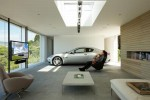 Maserati Granturismo shares living room with architect [Video]