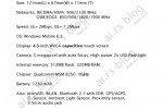 HTC Leo specs leak: 4.3-inch capacitive WM6.5 Snapdragon smartphone