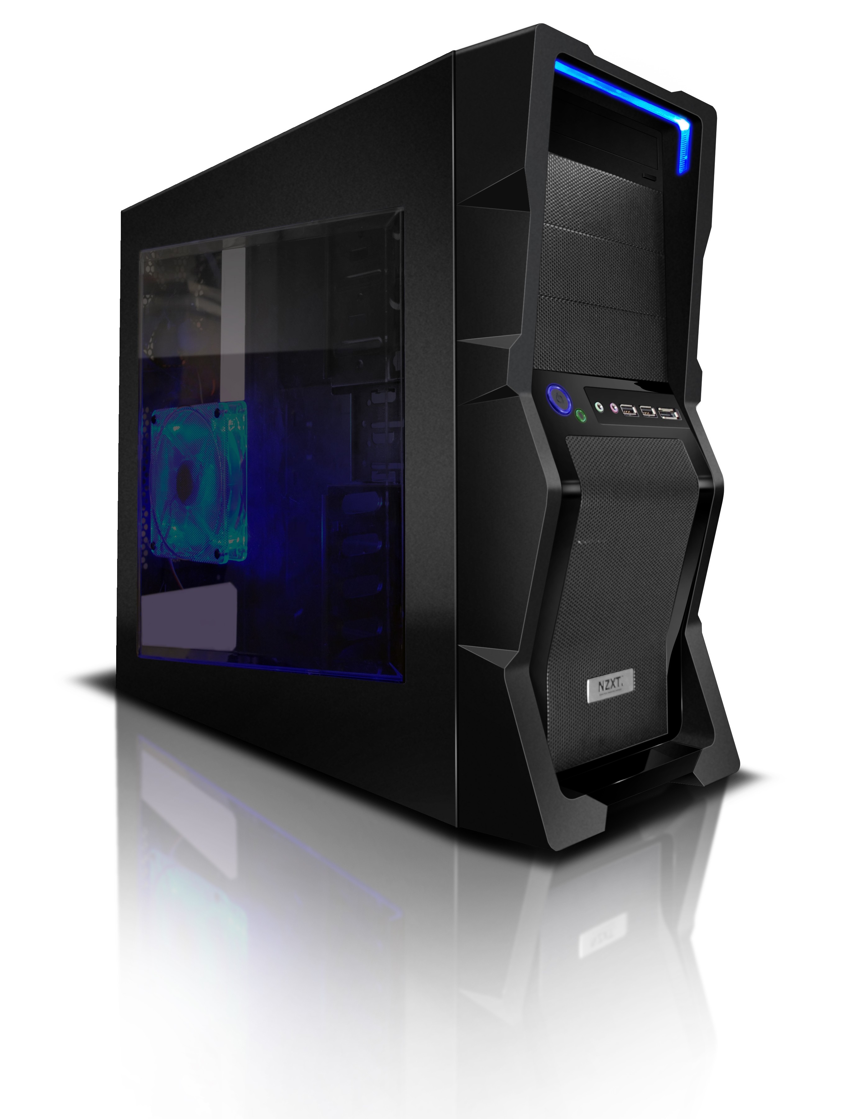 NZXT M59 gaming chassis announced