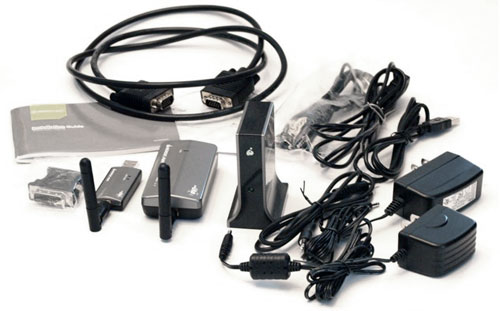 IOGear Wireless USB AV Kit gets tested: short range, miserly connectivity
