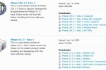 iPhone OS 3.1 beta 2 released: WiFi for devs, no tethering for AT&T