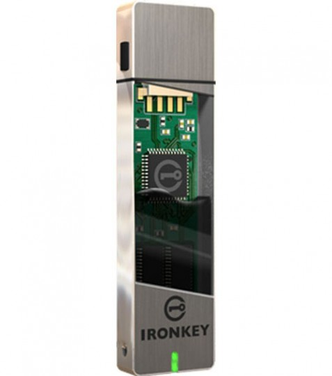 IronKey S200 USB Drive announced