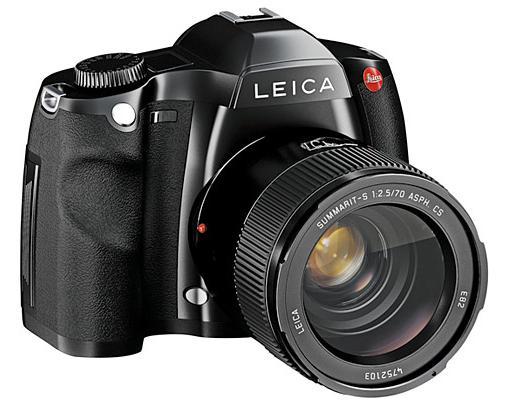 Leica S2 DSLR priced: $26k for body-only; lenses from $5k