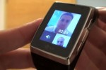 Orange LG GD910 watch phone gets video call demo