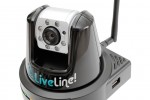AVC LiveLine Internet home surveillance system revealed