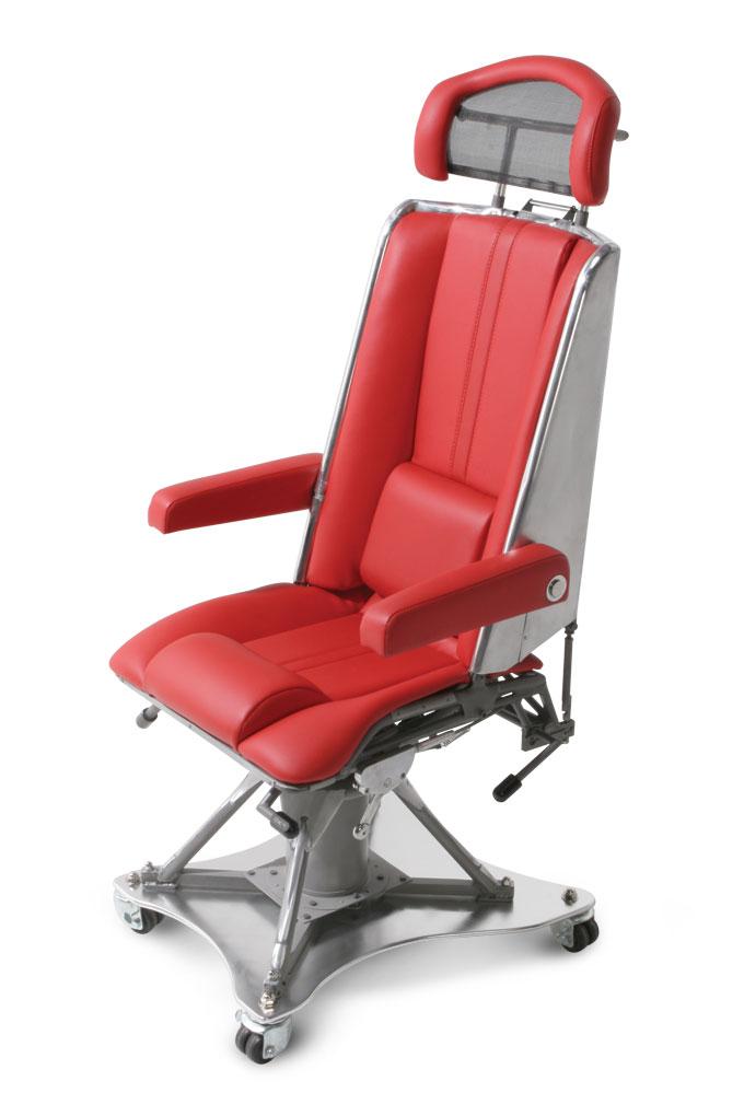 Brilliant Motoart Retro Fighter Jet Desk Chair Slashgear Beatyapartments Chair Design Images Beatyapartmentscom