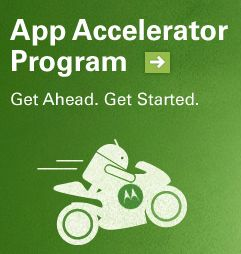 Motorola launch App Accelerator Program for Android devs