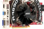 MSI R4890 Cyclone SOC video card