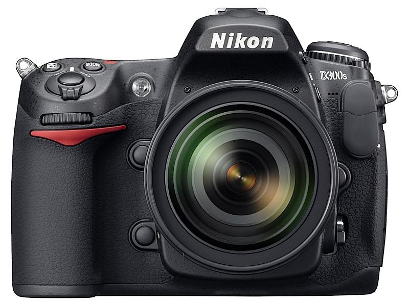 Nikon D300S DSLR announced: 12.3MP and 24fps 720p HD video