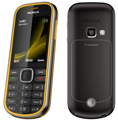Nokia 3720 Clic Rugged Cellphone