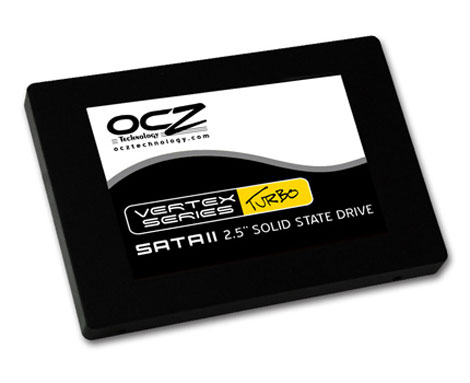 OCZ Vertex Turbo SSDs revealed