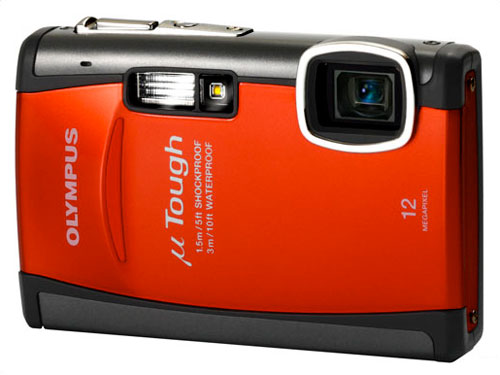 Olympus Stylus TOUGH-6010 series revealed