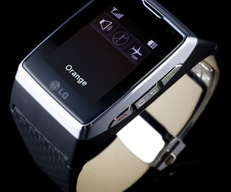 Orange France launch LG GD910 watch-phone from $1,290