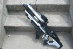 Resistance 2 fan-built Marksman rifle