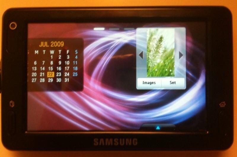 Samsung Mondi WiMAX MID previewed: keyboard poor & WM6.1 sluggish