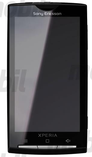 """Sony Ericsson """"Rachel"""" Android smartphone leaks"""