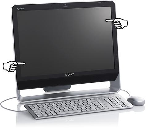 Sony touchscreen VAIOs planned for Windows 7; PlayStation Network integration
