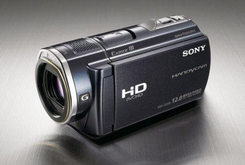 Sony reveals two new HD Handycams