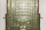 Steampunk analog synth: what brass etching was invented for