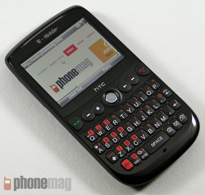 T-Mobile Dash 3G by HTC gets unboxed, first-impressions [Video]