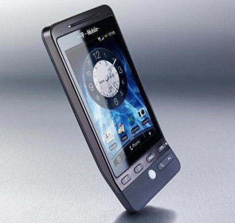 T-Mobile UK G2 Touch (aka HTC Hero) due this month