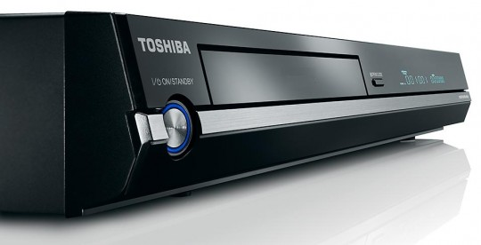 Toshiba confirm Blu-ray notebooks and players in 2009