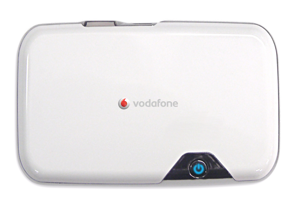 MiFi 2352 now sharing HSPA through Vodafone Spain
