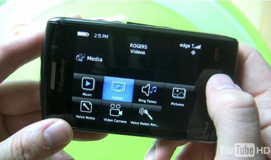 RIM's BlackBerry 2 Slated for September 15 Launch on Telus?