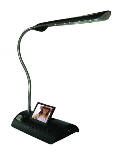 Sungale CD358LD Desk Lamp is space saver