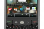 BlackBerry 8900 Gets to Act Like a Hero
