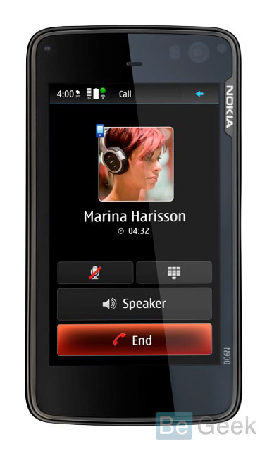 Nokia N900 Rover Gets Official Snapshot