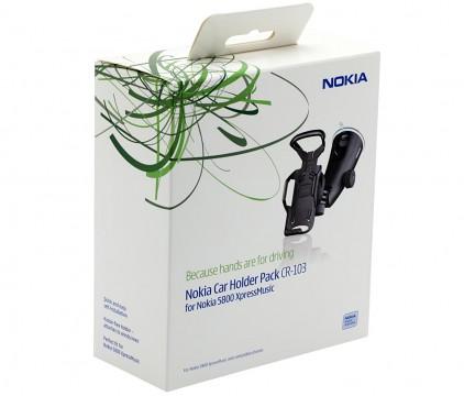 Nokia 5800 Navigation Edition gets lifetime PND subscription