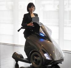 Rodem Is a High-Tech Wheelchair That Doesn't Look Like a Wheelchair