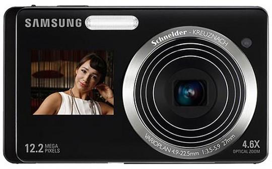 Samsung ST550 digital camera 1 540x405