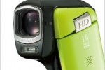 Sanyo Offers Up a Compact HD Cam With 720p