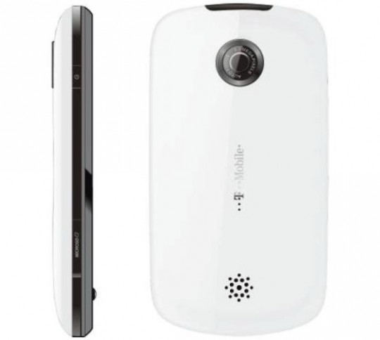 T-Mobile Pulse, latest touchphone with Android OS - manufactured by HTC