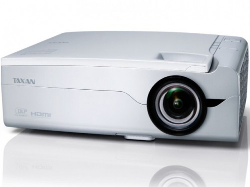 Taxan Launches Another DLP Projector