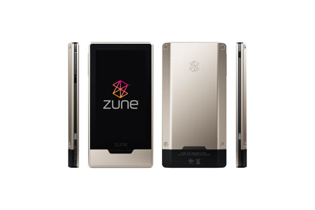 Zune HD Images Surface