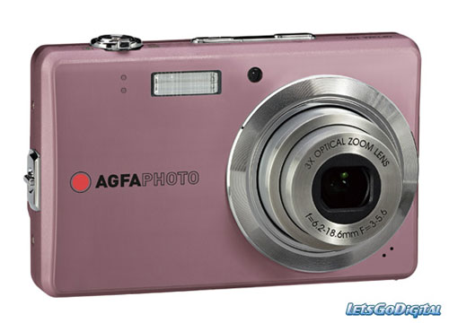 AgfaPhoto announces three new digital camera models